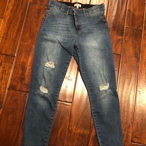 Skinny jeans!  👖
